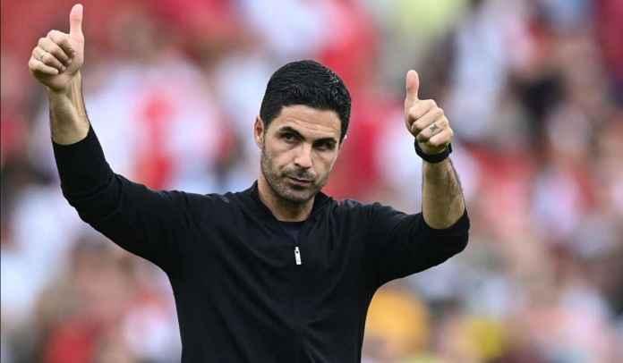 Mikel Arteta Gembira Usai Arsenal Akhirnya Raih Kemenangan Perdana Usai Hattrick Kalah