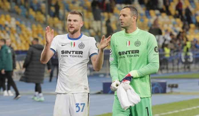 Milan Skriniar Akui Kecewa Dengan Hasil Imbang Inter Milan Kontra Shakhtar