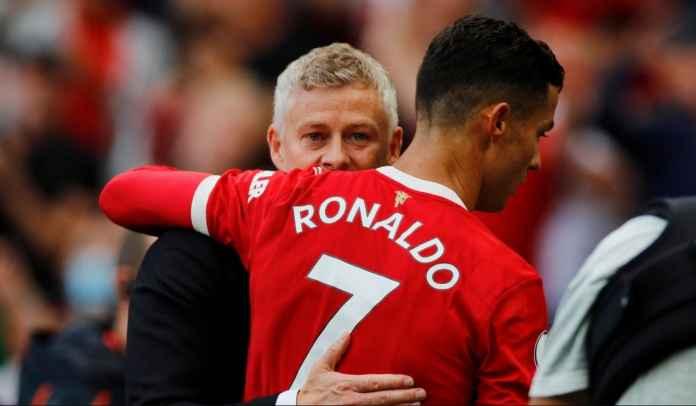 Ole Gunnar Solskjer Beri Penjelasan Kenapa Cristiano Ronaldo Absen Kontra West Ham