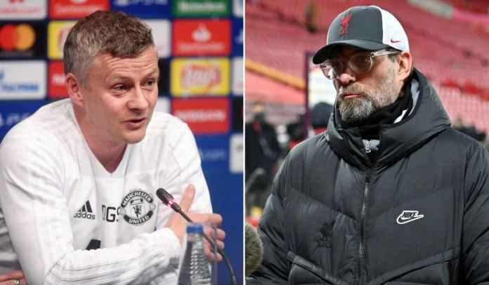 Man Utd Mulai Jarang Dapat Penalti, Ole Gunnar Solskjaer Salahkan Jurgen Klopp