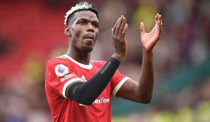 Man Utd Siap Jadikan Paul Pogba Jadi Pemain Dengan Bayaran Tertinggi di Inggris