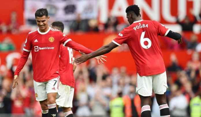 Paul Pogba Catat Rekor Assist Premier League Usai Berperan Pada Dua Gol Man Utd