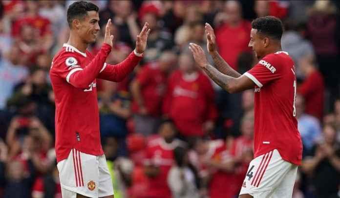 Jesse Lingard Ungkap Kebahagiaannya Bisa Cetak Gol Bareng Idolanya, Cristiano Ronaldo