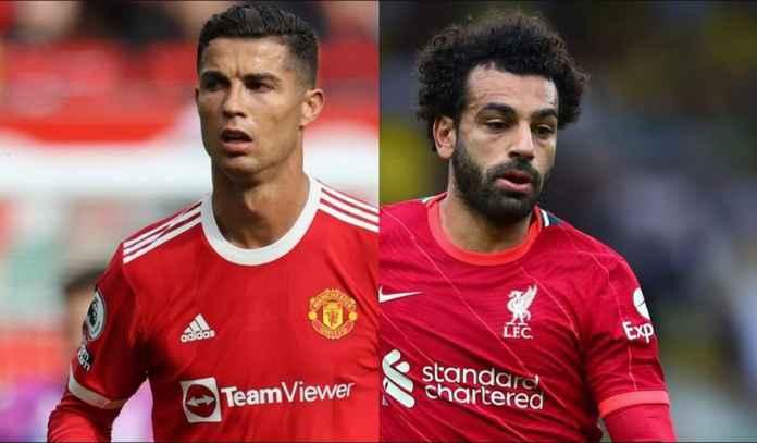 Saat Ini, Mohamed Salah Diklaim Lebih Hebat Ketimbang Cristiano Ronaldo