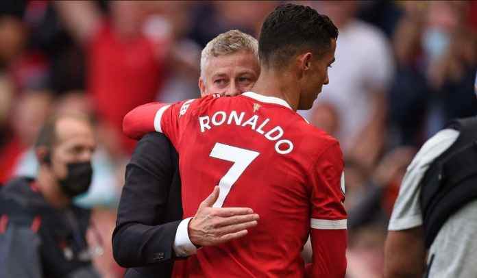 Ole Gunnar Solskjaer Tegaskan Cristiano Ronaldo Tidak Akan Main di Setiap Pertandingan