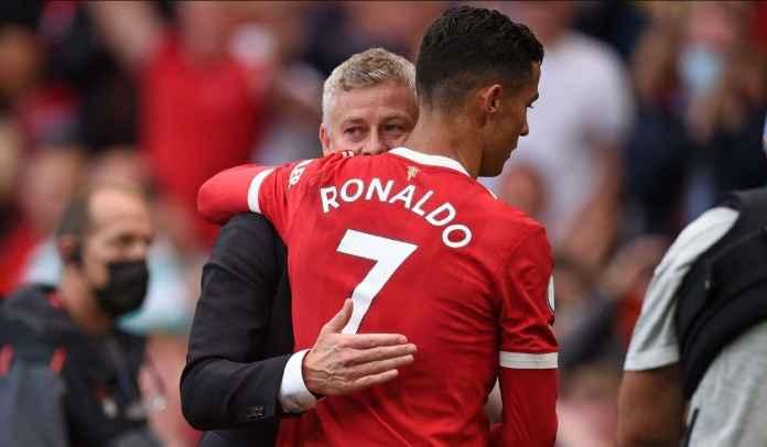 Solskjaer Ungkap Pidato Inspiratif Ronaldo Inspirasi Kemenangan Manchester United