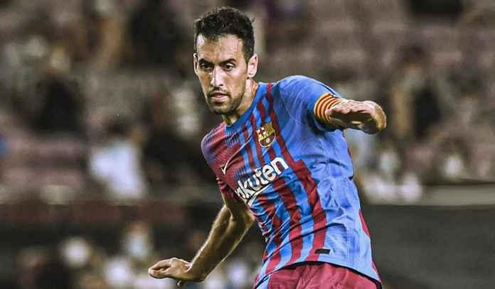 Sergio Busquets Tegaskan Barcelona Bisa Juara Liga Champions Meski Tanpa Lionel Messi