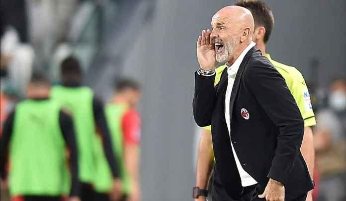 Stefano Pioli Tegaskan Milan Datang Untuk Menang Usai Imbangi Juventus di Turin