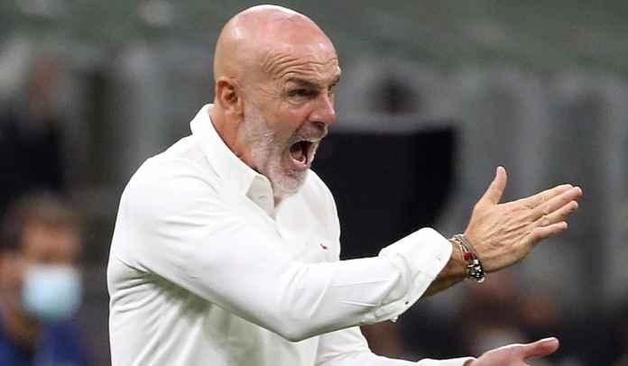 Stefano Pioli Sesalkan Kurangnya Konsentrasi Milan, Selain Juga Kritik Kinerja Wasit