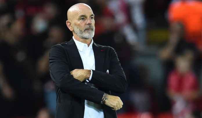 Stefano Pioli Ungkap Apa yang Disesalkannya Selama Kekalahan Milan di Kandang Liverpool