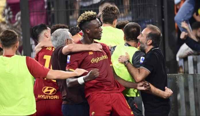 Tammy Abraham Akui Selalu Bicarakan Derby Kontra Lazio Sejak Gabung AS Roma