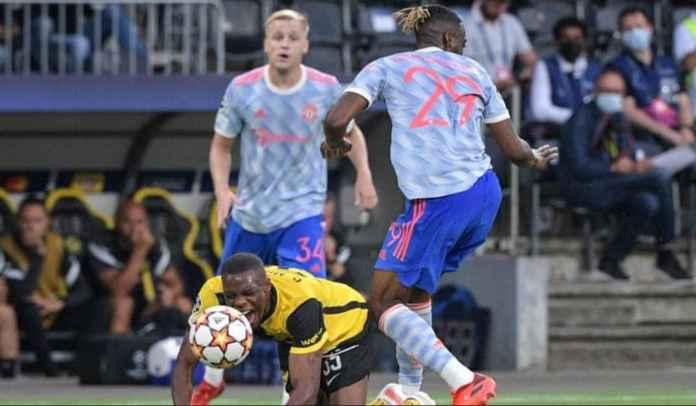 BAPUK! Empat Pemain Man Utd Layak Dicadangkan Usai Kekalahan Kontra Young Boys
