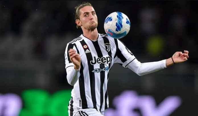 Juventus Siap Jual Adrien Rabiot ke Newcastle Demi Danai Transfer Dua Gelandang Ini