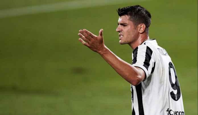 Transfer Dusan Vlahovic Dapat Pengaruhi Masa Depan Alvaro Morata di Juventus