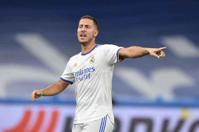 Ancelotti Beberkan Kelemahan Eden Hazard di Madrid