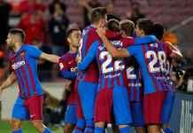Jordi Alba Kembali, Sergino Dest Striker Lagi, Ini Starting XI Barcelona vs Real Madrid