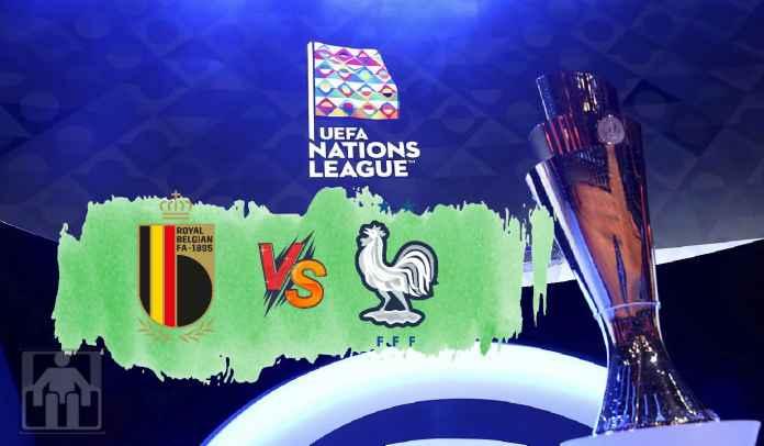 Prediksi Belgia vs Prancis, Semifinal UEFA Nations League, Jumat 8 Oktober 2021