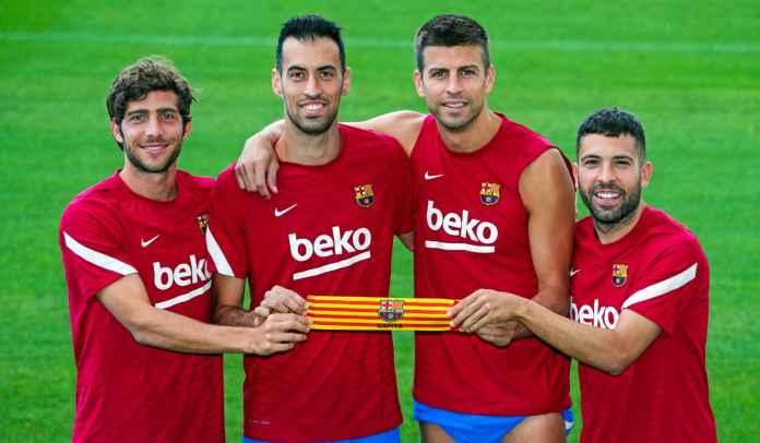 Geger, Barcelona Siap Buang Legenda & Kapten Mereka Ini Demi Gelandang Milan