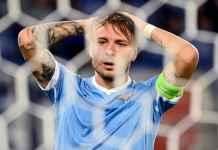 Lazio Menang Lawan Roma & Inter, Tapi Keok Jumpa Verona, Ciro Immobile Minta Maaf