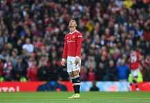 Skor 0-5 Adalah Kekalahan Kandang Terbesar Manchester United vs Liverpool