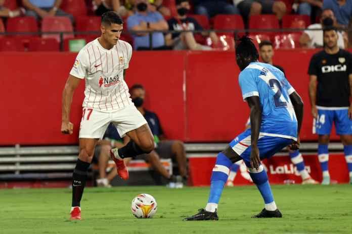 Erik Lamela Kirim Janji Manis Buat Para Fans Sevilla