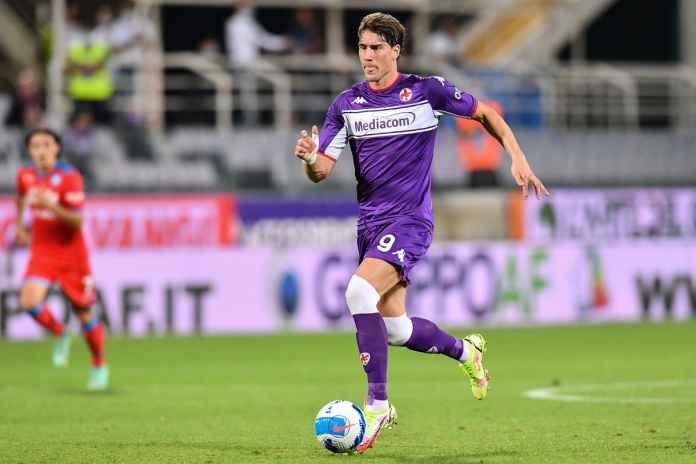Fiorentina Beri Lampu Hijau Lepas Vlahovic, Eks Pelermo Bakal Digaet