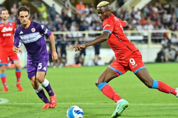 Fiorentina Nggak Terima Dihajar Napoli