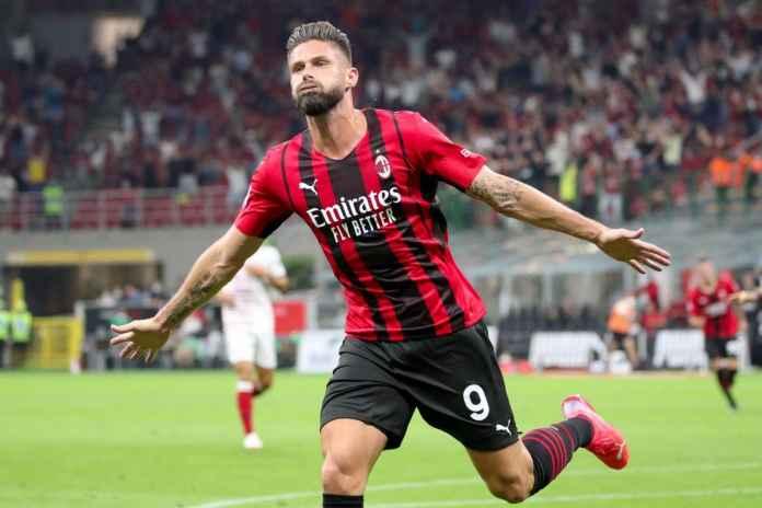Giroud Bangga Banget Bisa Lanjutkan Karier ke Serie A