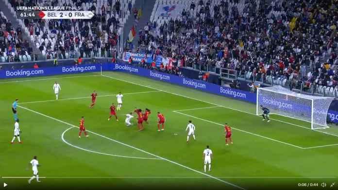 Hasil Belgia vs Perancis, Bangkit Pada Babak Kedua, Pemain AC Milan Pahlawan Les Bleus