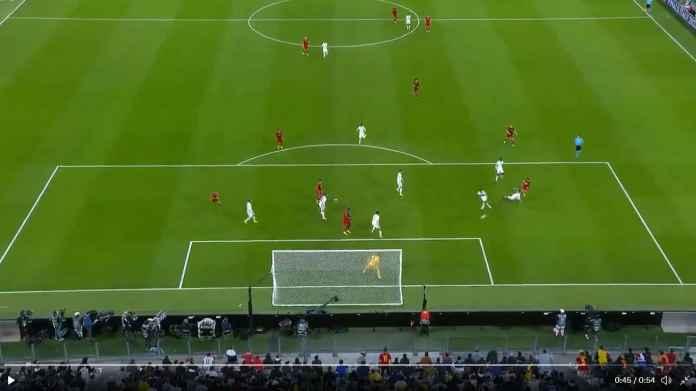 Kiper Perancis Tak Bergerak 1 Centi pun Hadapi Gol Belgia Pada Semifinal UEFA Nations League