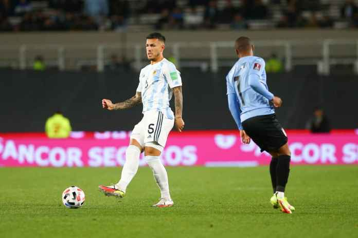 Hasil Argentina vs Uruguay: Hajar Uruguay, Lautaro Martinez dan Giovanni Lo Celso Sumbang Gol dan Assist