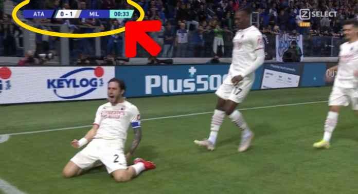 Hasil Atalanta vs AC Milan di Liga Italia tadi malam