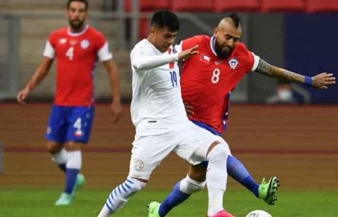 Hasil Chile vs Paraguay: La Roja Berhasil Perbaiki Posisi Setelah Kandaskan Paraguay Dua Gol Tanpa Balas
