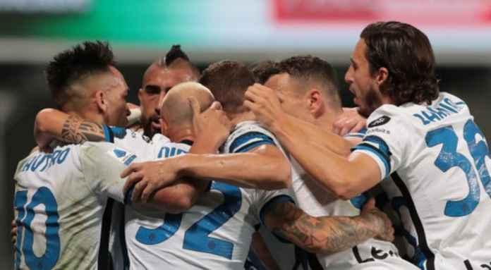 Hasil Sassuolo vs Inter Milan di Liga Italia tadi malam