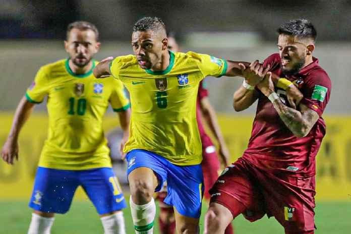 Hasil Venezuela vs Brasil: Tim Samba Menang Berkat Dua Assist Pemain Leeds United