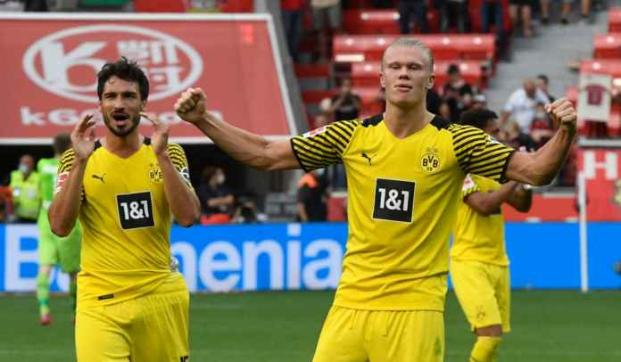 Erling Haaland Diperingatkan Untuk Tidak Tergoda Rumput Hijau Rival Dortmund