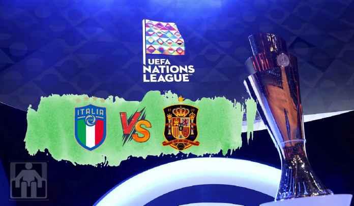 Prediksi Italia vs Spanyol, Semifinal UEFA Nations League, Kamis 7 Oktober 2021