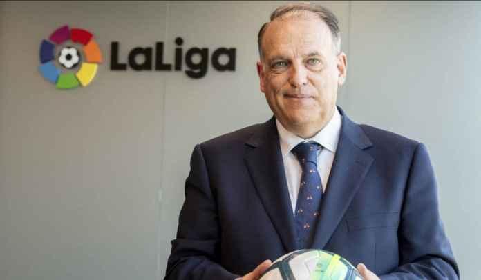 Presiden La Liga Javier Tebas Klaim Punya Bukti Paris Saint-Germain Sudah Curangi FFP