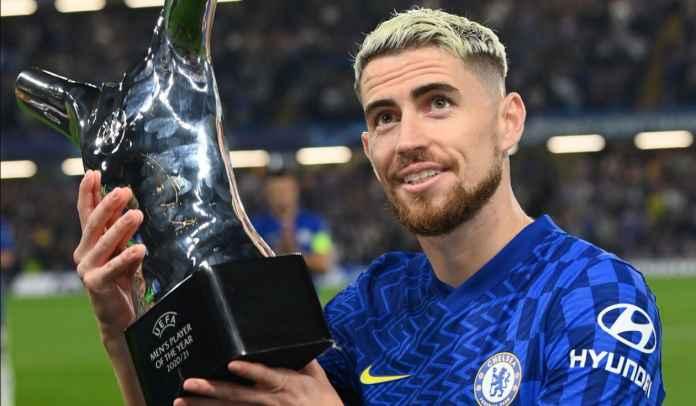 Gelandang Italia Jorginho Akui Mimpikan Bisa Menangi Ballon d'Or Tahun 2021 Ini