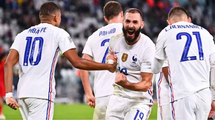 Benzema Bawa Perancis Menang Tadi Malam, Sudah 23 Keterlibatan Gol Musim Ini
