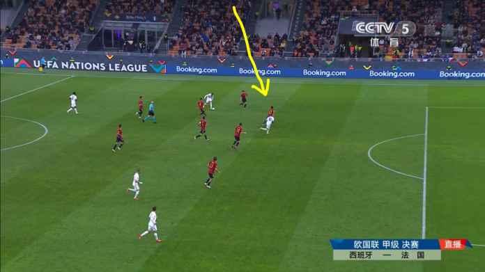 Spanyol Sungguh Malang! Gol Penyama Kedudukan Mbappe Ternyata Offside