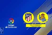 Prediksi Atletico Madrid vs Real Sociedad, Pekan Kesepuluh Liga Spanyol, Senin 25 Oktober 2021