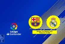 Prediksi Barcelona vs Real Madrid, Pekan Kesepuluh Liga Spanyol, Minggu 24 Oktober 2021