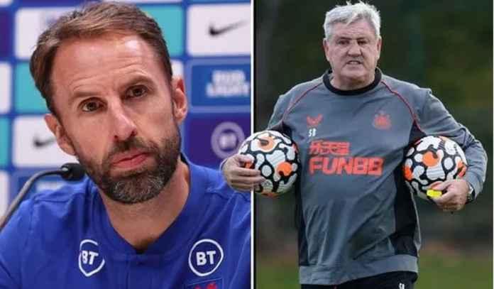 Gareth Southgate Peringatkan Para Pelatih Inggris Terkait Nasib Steve Bruce di Newcastle