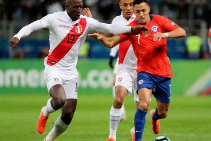 Hasil Peru vs Chile: Terus Menekan Tuan Rumah, La Roja Malah Kebobolan Dua Gol Tanpa Bisa Membalas