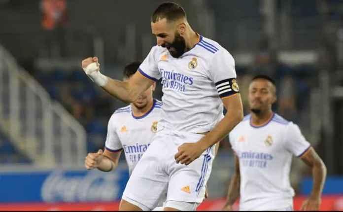 Karim Benzema Bermimpi Menangkan Ballon d'Or