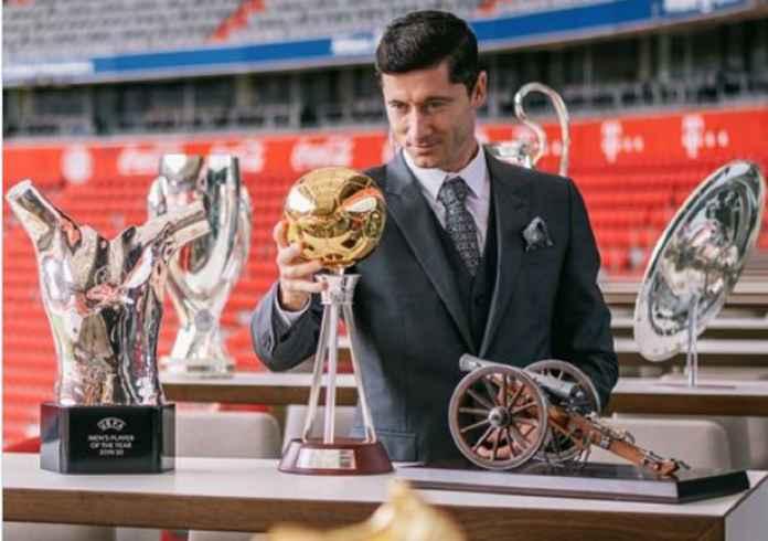 Lionel Messi Mungkin Pilih Robert Lewandowski dalam Voting Ballon d'Or