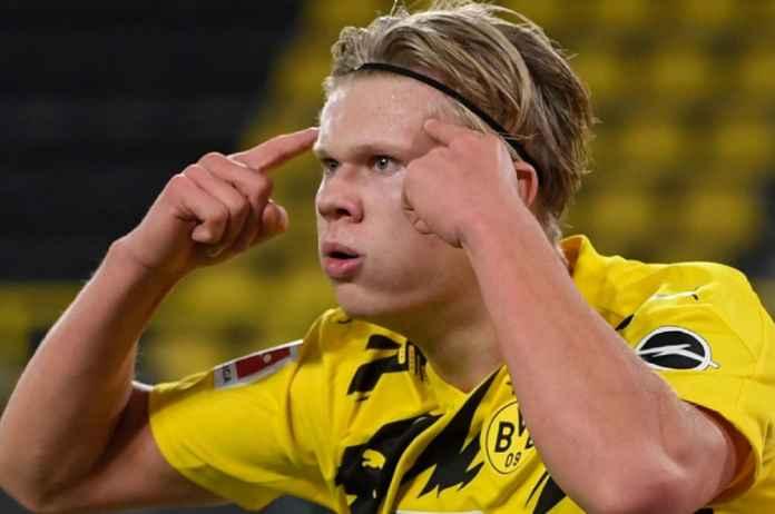 Beruntung Augsburg, Borussia Dortmund Kembali Tanpa Erling Haaland Malam Ini
