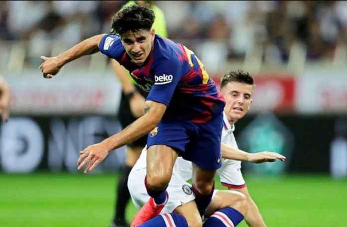 Dicuekin Ronald Koeman, Wonderkid Barcelona Ini Segera Disambar Bayer Leverkusen