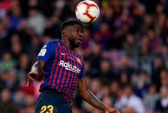 Barcelona Kembali Targetkan Buang Samuel Umtiti di Bursa Transfer Mendatang